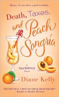 Tax, peach Sangria