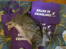 killer in crinoline tote