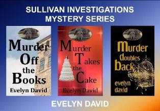 Three book promo
