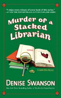 Murder Stacked Librarian