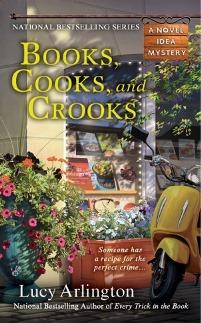 Books, Cooks and Crooks