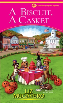 A Biscuit A Casket