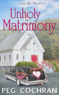 Unholy Matrimony by Peg Cochran