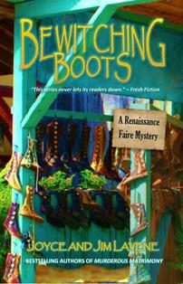 Bewitching Boots