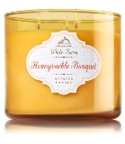 honeysucklel candle