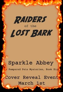 Raiders of the Lost Bark Cover Reveal