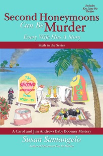 Second Honeymoons Can Be Murder Online Cover