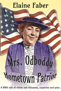 Mrs. Odboddy Home Town Patriot