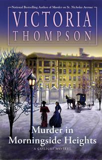 Murder In Mornigside Heights