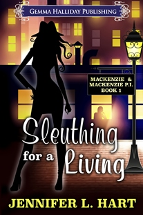 Sleuthing for a living