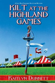Kilt at the Highland Games